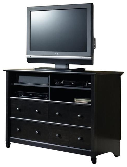 Black Tv Stands With Drawers With Regard To Best And Newest Black Tv Stands With Drawers (Gallery 1 of 20)