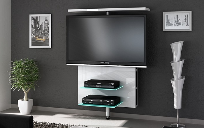 Black Tv Units (Gallery 16 of 20)