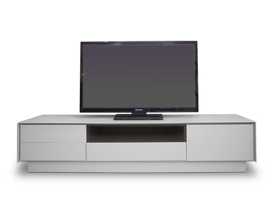 Book Tv05 Tv Stand Glass Frame For Most Popular Glass Front Tv Stands (Gallery 7 of 20)