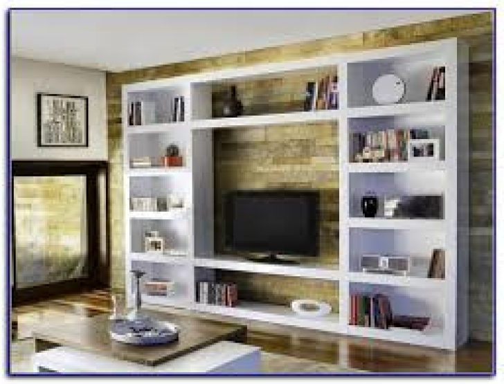 Bookcase Tv Stand Combo Uk (Gallery 5 of 20)