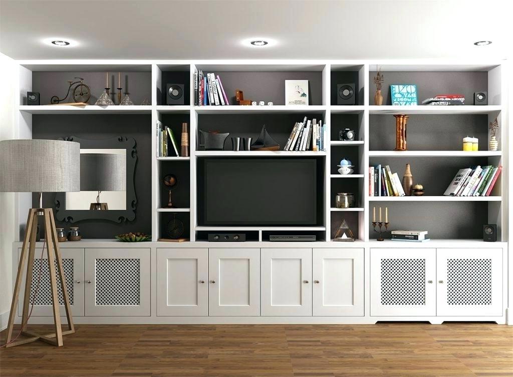 Bookshelf Tv Stands Combo Pertaining To 2017 Tv Stand And Bookshelf – Imahdi (Gallery 11 of 20)