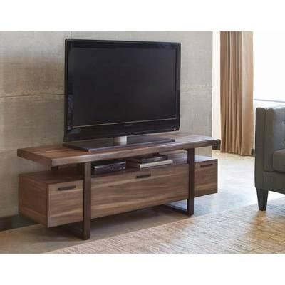 "Brayden Studio Ahl Tv Stand For Tvs Up To 78"" & Reviews (Gallery 8 of 20)"