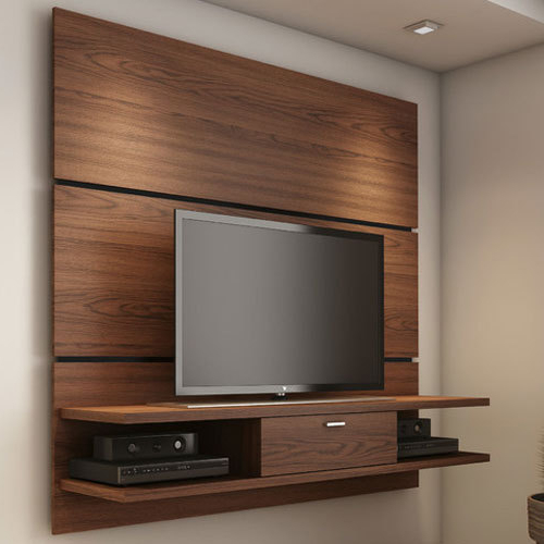 Brown Wall Mounted Tv Cabinet, Rs 1350 /square Feet, Economic Panel With 2018 Wall Mounted Tv Cabinets For Flat Screens With Doors (Gallery 9 of 20)