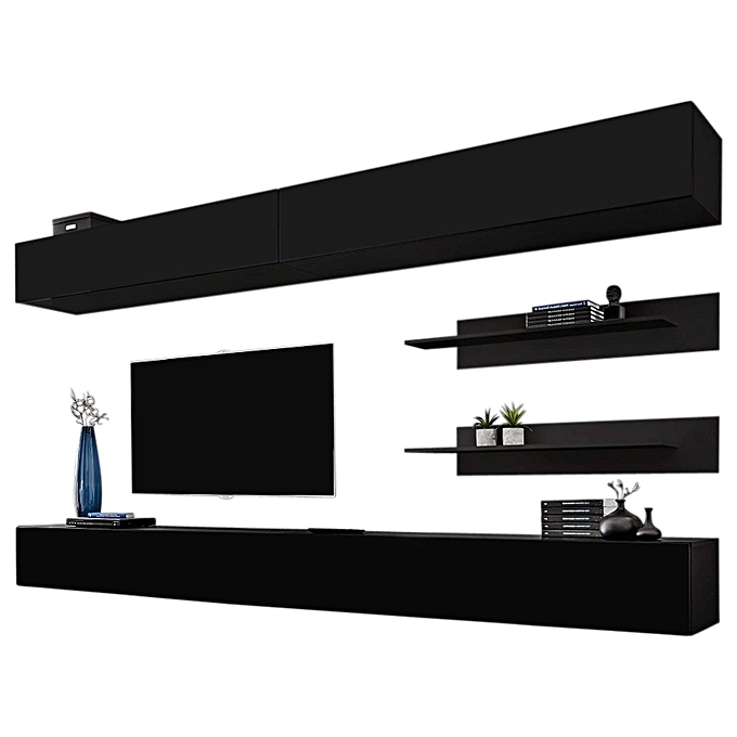 Buy Generic Wall Mounted Floating Modern Wall Unit / Tv Stand With Throughout Preferred Combs 63 Inch Tv Stands (View 5 of 20)