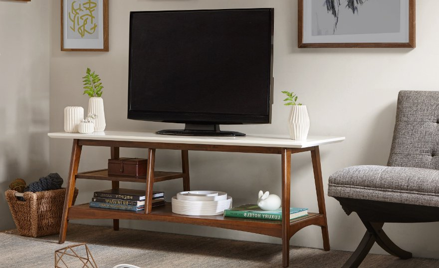 Buy Tv Stands & Entertainment Centers Online At Overstock (Gallery 4 of 20)