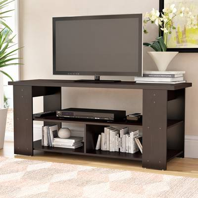 "Caden 63 Inch Tv Stands Intended For Trendy Wade Logan Mendoza Tv Stand For Tvs Up To 50"" & Reviews (View 5 of 20)"