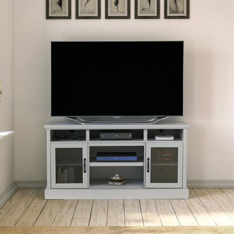 "Caden 63 Inch Tv Stands Within Favorite Charlton Home Caden Tv Stand For Tvs Up To 65"" (Gallery 1 of 20)"