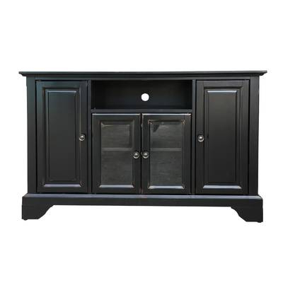 "Casey Grey 54 Inch Tv Stands Throughout Fashionable Langley Street Lauren Tv Stand For Tvs Up To 60"" & Reviews (View 4 of 20)"