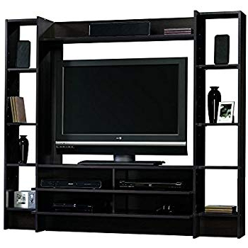 Casey Grey 74 Inch Tv Stands Intended For Best And Newest Amazon: Tv Stand Is Great Display Cabinet And Bookshelf (View 6 of 20)