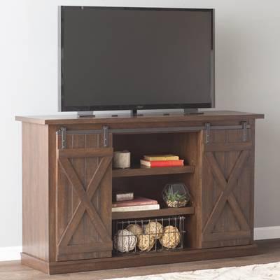 "Casey Umber 54 Inch Tv Stands Regarding 2018 Langley Street Lauren Tv Stand For Tvs Up To 60"" & Reviews (View 8 of 20)"