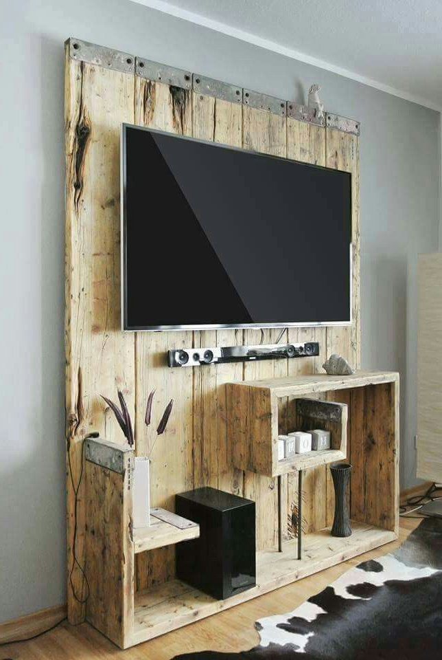 Cato 60 Inch Tv Stands With Best And Newest 14+ Modern Tv Wall Mount Ideas For Your Best Room (View 9 of 20)