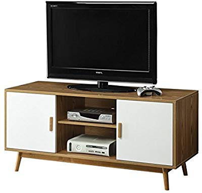 Cato 60 Inch Tv Stands Within Widely Used Amazon: Belmont Home 60 Inch Natural Finish Media Stand: Kitchen (View 12 of 20)