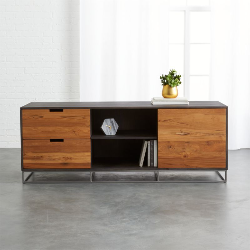 Cb2 Throughout Sleek Tv Stands (View 13 of 20)