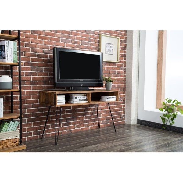 Century Blue 60 Inch Tv Stands Throughout Popular Shop Carbon Loft Lee Reclaimed Fir 48 Inch Tv Stand – Free Shipping (View 17 of 20)