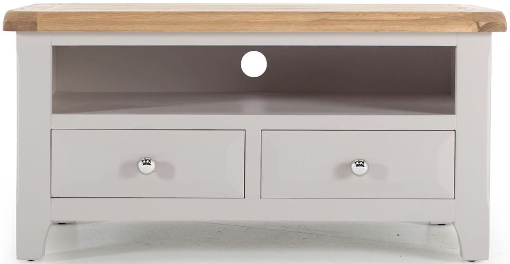Cfs Uk In Painted Corner Tv Cabinets (View 5 of 20)