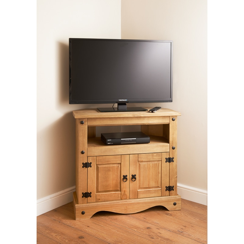 Cheap Tv Stands And Tv Units From B&m Inside Most Current Corona Tv Corner Unit (View 12 of 20)