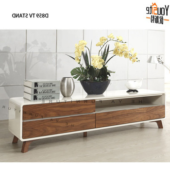 Cheap Wood Tv Stands With Regard To 2017 Wlnut Wood Tv Stand,wooden Tv Racks Designs – Buy Walnut Wood Tv (View 6 of 20)
