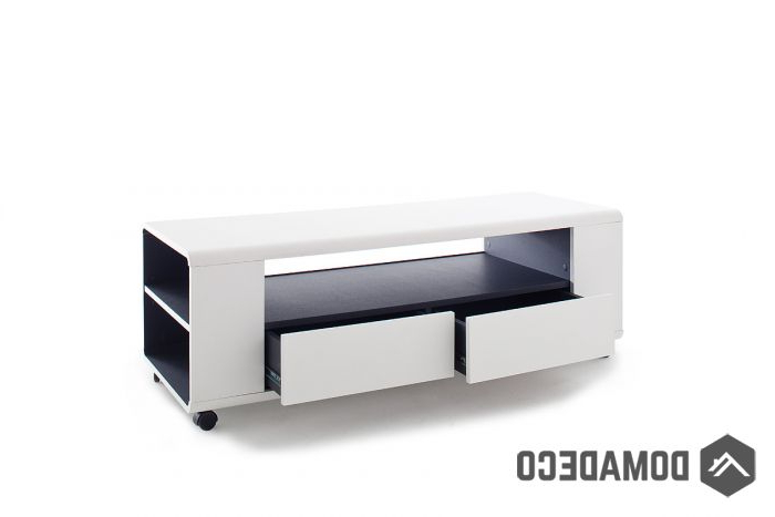 Chelsea – Small White Tv Stand With Most Recently Released Small White Tv Stands (View 2 of 20)