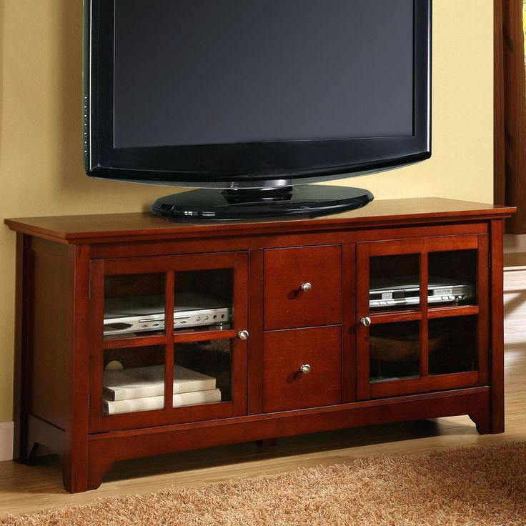 Cherry Tv Stands In Recent Cherry Stands Wood Stands Cherry Stand With Mount Swivel Cherry (View 20 of 20)