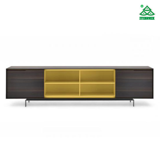 China Long Modern Design Custom Cabinets Colorful Bedroom Tv Stand Within Popular Long Tv Cabinets Furniture (Gallery 11 of 20)