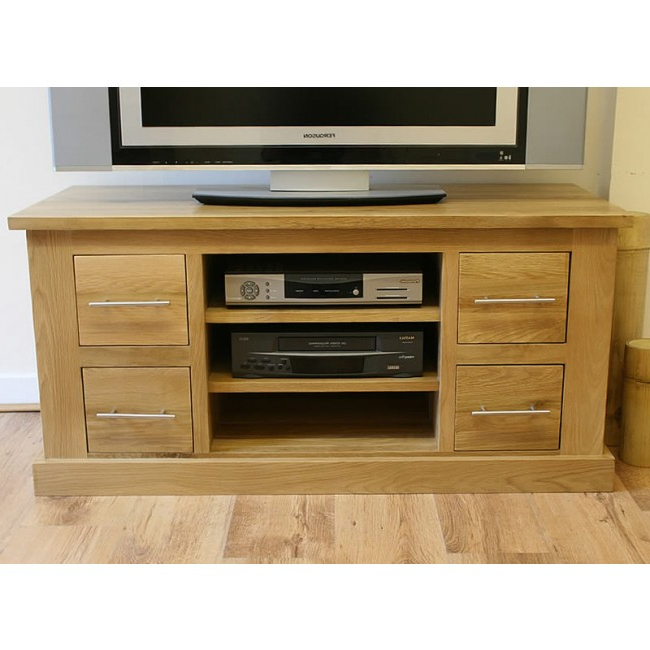 Click Oak With Regard To Light Oak Tv Cabinets (View 1 of 20)