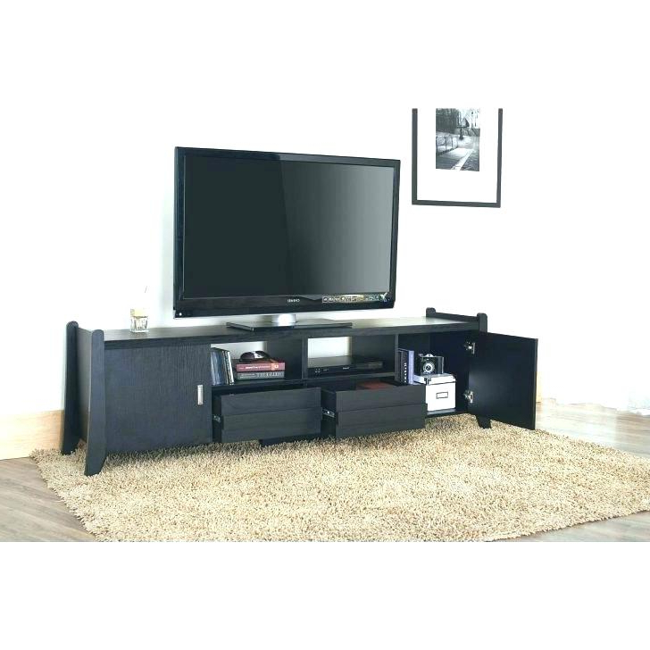 Colored Tv Stands Contemporary Rustic Multi Stand Quot Scraped Pertaining To 2018 Cream Color Tv Stands (View 7 of 20)