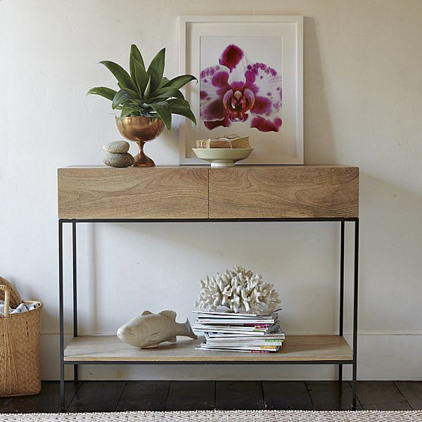 Console Tables Under Wall Mounted Tv Regarding Well Liked Sofa Table Under Wall Mounted Tv Hallway Ideas Console Table Decor (View 6 of 20)