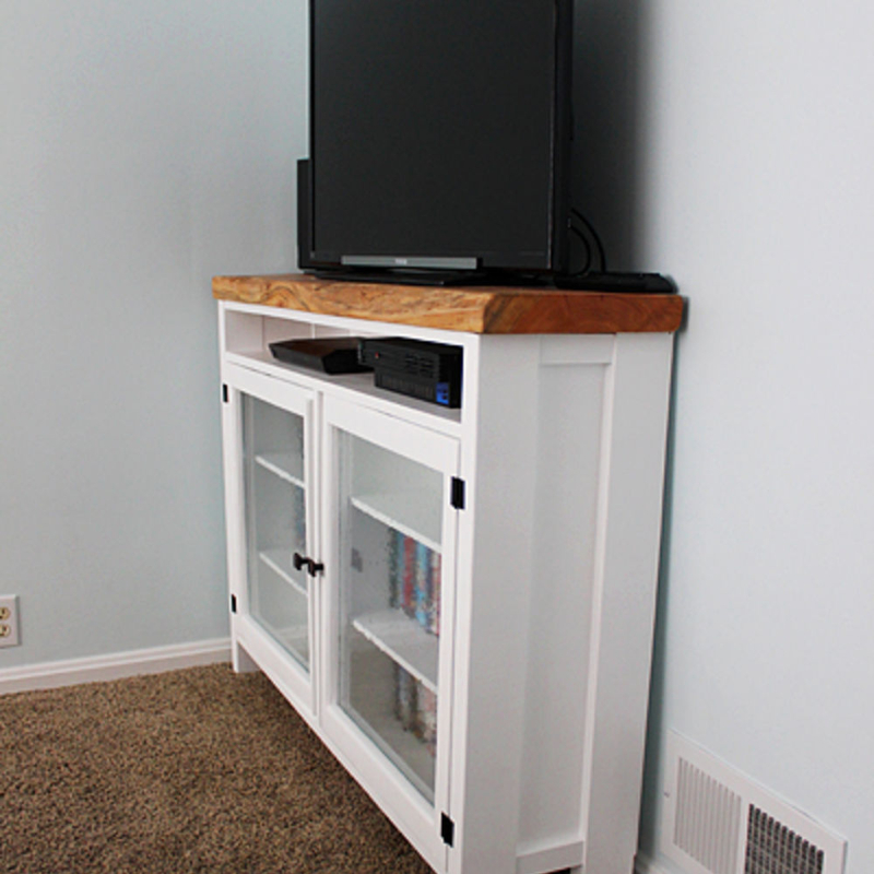 Consoles, Diy Tv And Regarding Popular Sinclair Blue 64 Inch Tv Stands (Gallery 12 of 20)