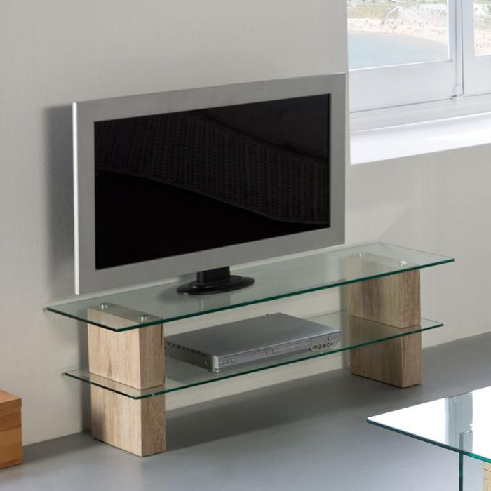 Contemporary Glass Tv Stands Within 2017 Contemporary Modern Tv Stand (View 7 of 20)
