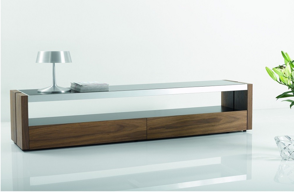 Contemporary Modern Tv Stands Regarding Most Current Alana Modern Tv Stand (View 2 of 20)