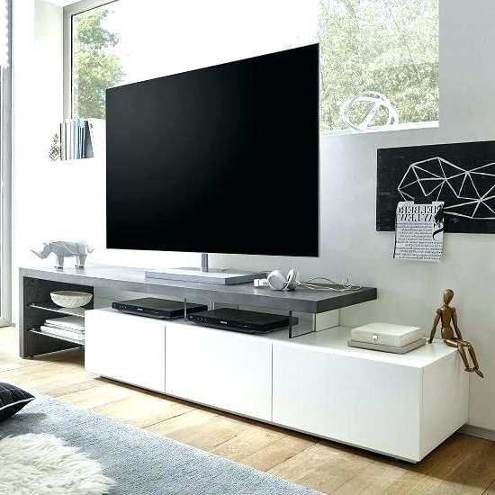 Contemporary Modern Tv Stands Stand Contemporary B Modern Composer Within Latest Contemporary Modern Tv Stands (View 14 of 20)