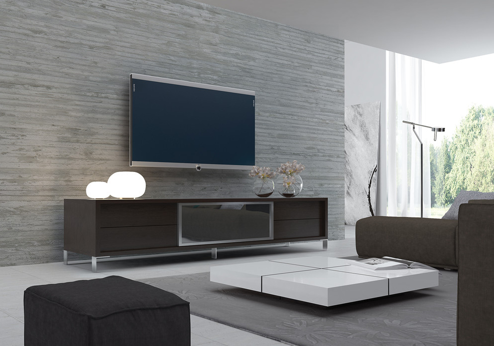 Contemporary Modern Tv Stands Within Widely Used Contemporary Media Furniture Contemporary Tv Stands Living Room (View 15 of 20)