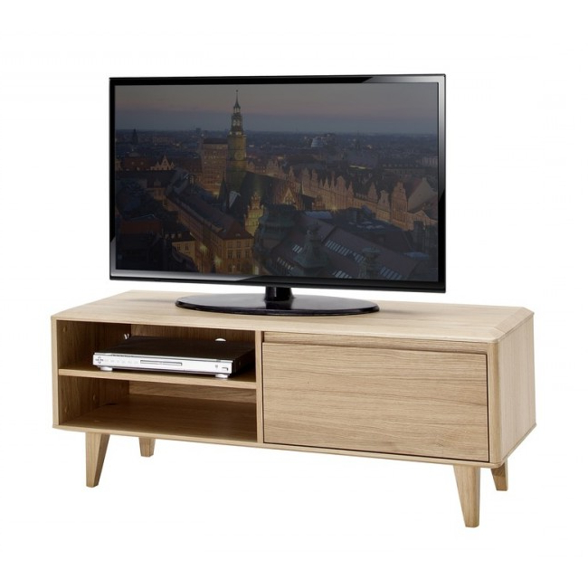 Contemporary Oak Tv Stands For Most Popular Vintall Modern Tv Stand (View 4 of 20)