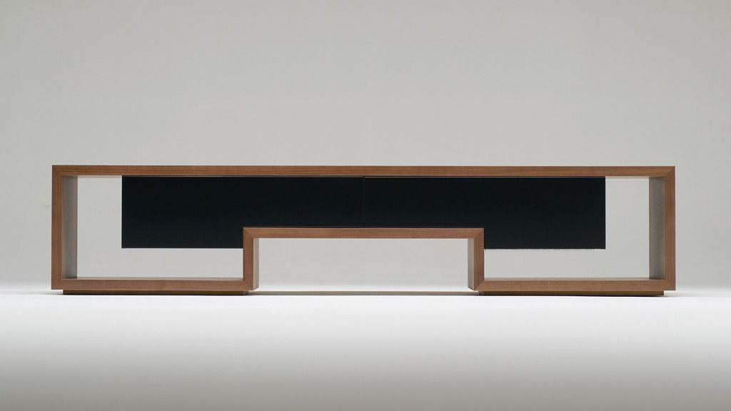 Contemporary Tv Cabinet / Wooden – Atillaa (View 4 of 20)