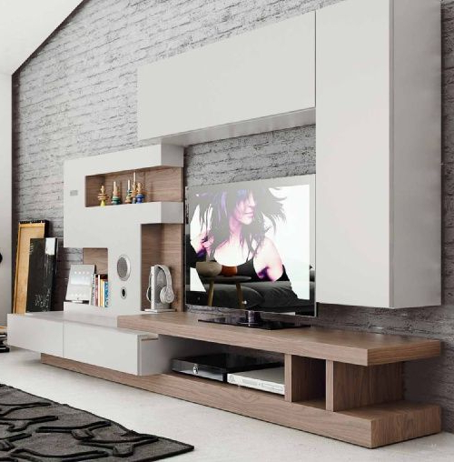 Contemporary Tv Cabinets Within Newest Image Result For Modern Homes Modular Wall Units (View 5 of 20)