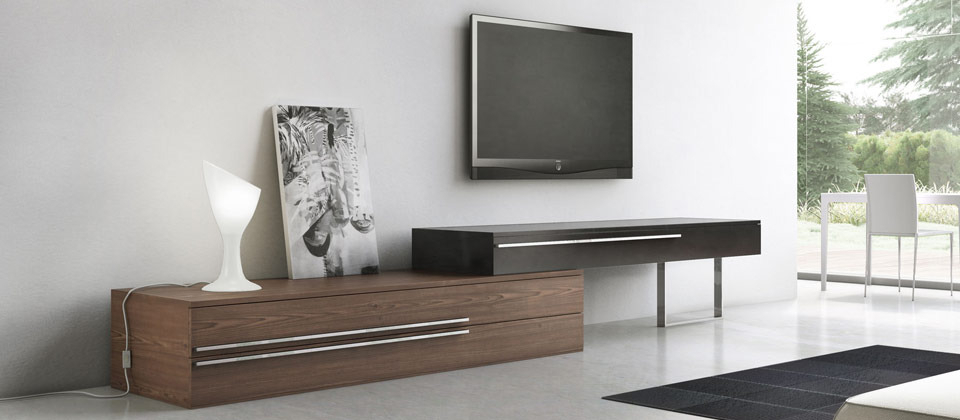 Featured Photo of Modern Low Profile Tv Stands
