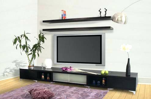 Contemporary Tv Stands For Flat Screens For Well Known Modern Contemporary Tv Stand Chic Modern Flat Screen Stands (View 6 of 20)