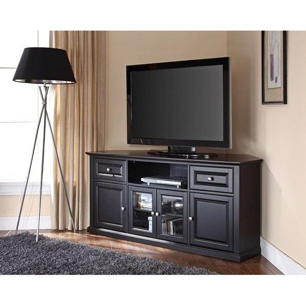 "Corner Entertainment Center For 60"" Flat Screen (Gallery 15 of 20)"