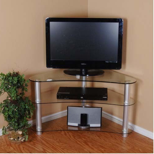 Corner Television Stand, Corner Pertaining To Tv Stands For Corners (Gallery 5 of 20)