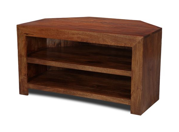 Featured Photo of Wooden Corner Tv Units