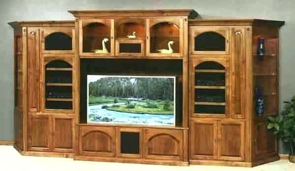 Corner Tv Cabinets For Flat Screens With Doors Within 2017 Tall Corner Tv Cabinet Corner Stands Target Tall Corner Cabinet (View 9 of 20)