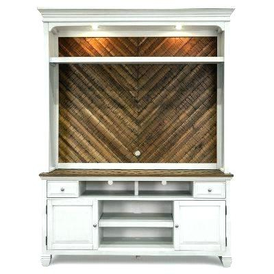 Corner Tv Cabinets With Hutch Within Trendy Whitewashed Corner Tv Stand Whitewash Inch White With Hutch (View 9 of 20)