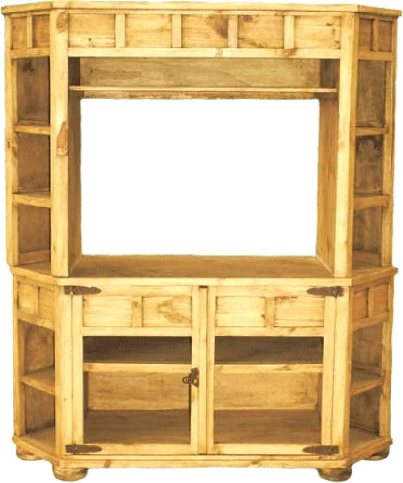 Corner Tv Stand 55 Inch Flat Screen Corner Stand For Inch Corner Pertaining To Most Popular Wooden Tv Stands For 55 Inch Flat Screen (View 6 of 20)