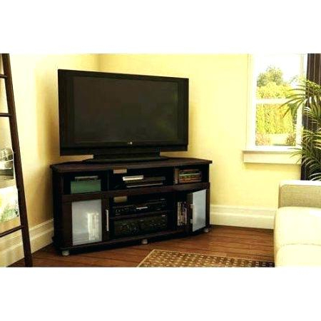 Corner Tv Stand 60 Inch Corner Stand For Inch Black Stands Best Flat With Regard To Trendy Corner Tv Stands For 60 Inch Flat Screens (View 17 of 20)