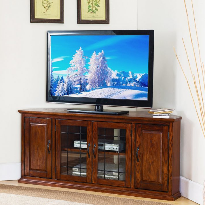 Corner Tv Stand Glass With Mount Black Cabinet Doors Small Techlink Within Well Liked Corner Tv Cabinets With Glass Doors (View 12 of 20)
