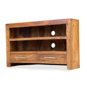Corner Wooden Tv Stands With Regard To Current Tv Units & Stands – Living – Ez Living Furniture (View 3 of 20)
