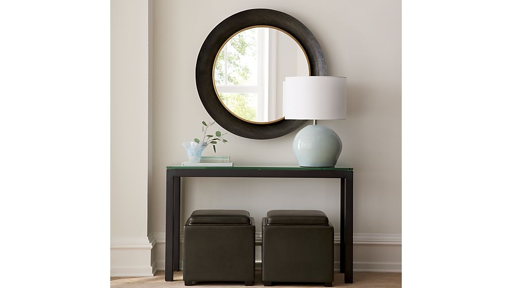 Crate And Barrel In Barrel Console Table (Gallery 18 of 20)