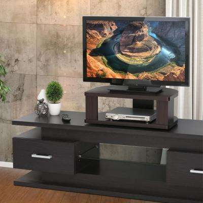 Cream Color Tv Stands In Preferred Corner Unit – Tv Stands – Living Room Furniture – The Home Depot (Gallery 4 of 20)