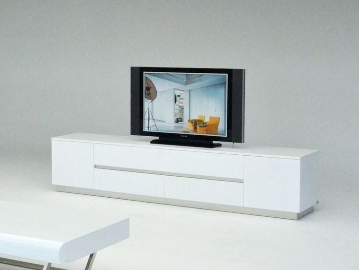Cream Color Tv Stands Intended For Most Up To Date Tv Stand White – Anyoldletters.co (View 8 of 20)