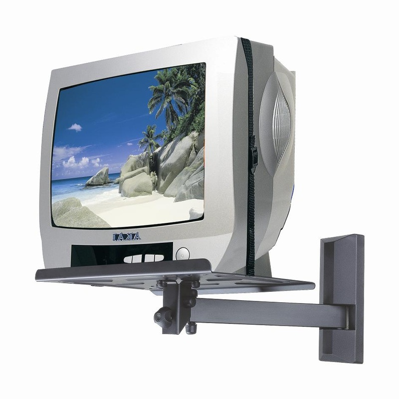 Crt Tv Wall Brackets – Serend Mobilya Inside Newest Tv Stands For Tube Tvs (View 4 of 20)